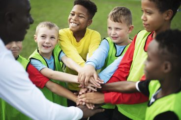 what impacts children's learning in sports and the benefits of sports at early childhood